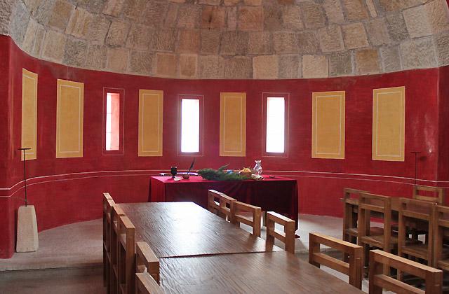 Festsaal in der römischen Villa - Carnuntum