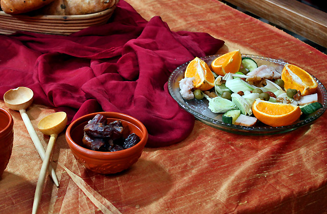 Snack in der Antike: Alles Bio - Obst, Gemüse, Hülsenfrüchte ...