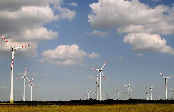 Windkaraftanlage