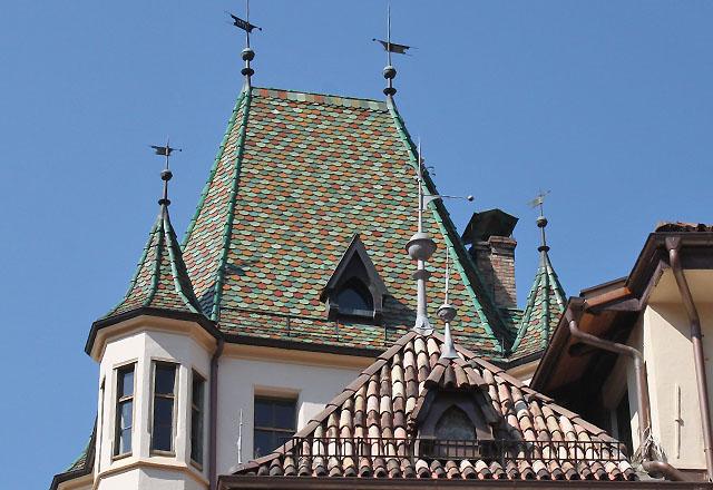Bozen: Architektur in der Altstadt