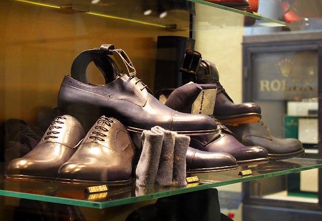 Bozen: Boutiquen, Designerläden, Markenware ... Schuhe!