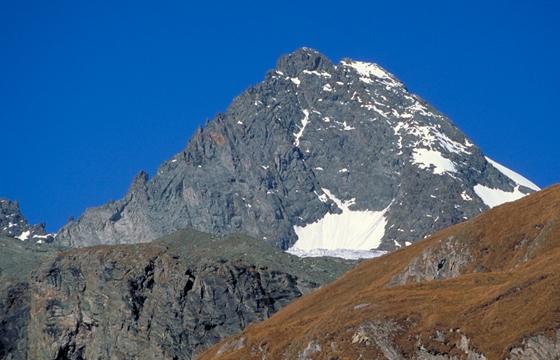 Grossglockner aus Osttiroler Sicht