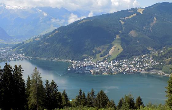 Pinzgau: Zell am See