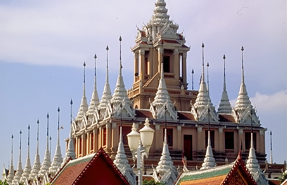 Wat Ratchanadda / Bangkok