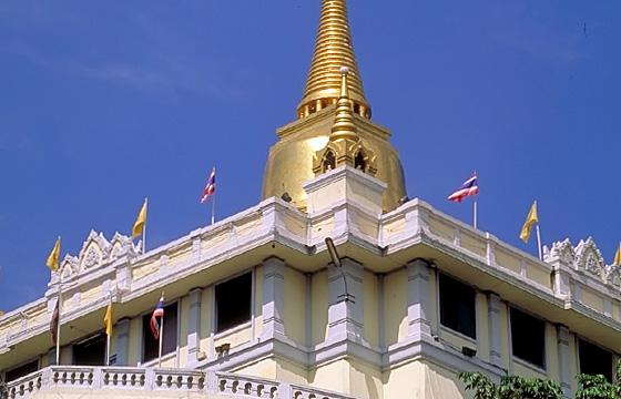 Bangkok - Golden Mount