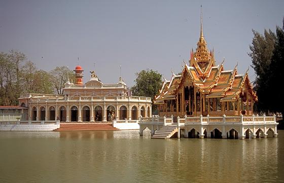 Bangkok - Königliche Sommerresidenz
