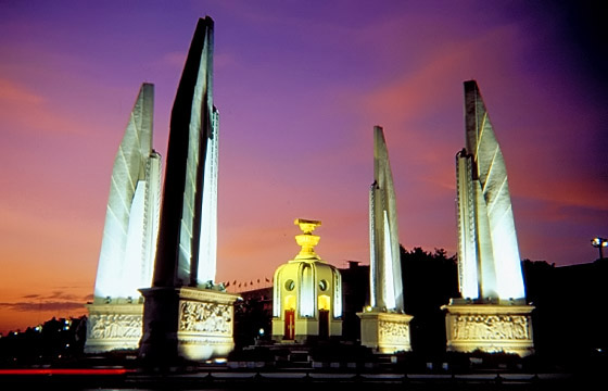 Bangkok - Demokratiedenkmal