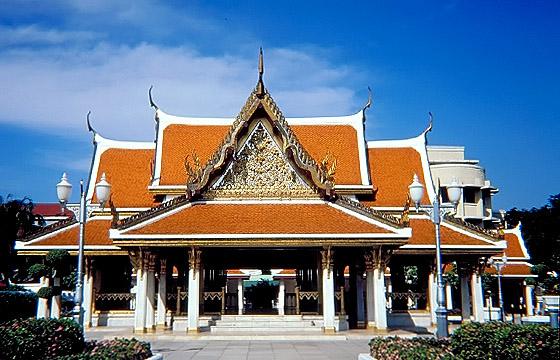 Bangkok - Tempelanlage