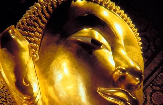 Liegener Buddha im Wat Pho