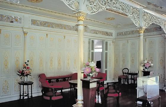 Prunkraum im Bang Pa On Palace