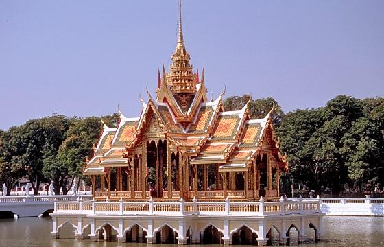 Wasserpalast - Bang Pa In Palast