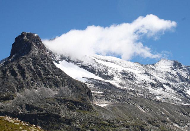 Weißsee Gletschwelt - Berge überall!