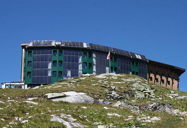 Berghotel Rudolfhütte / Weißsee Gletscherwelt