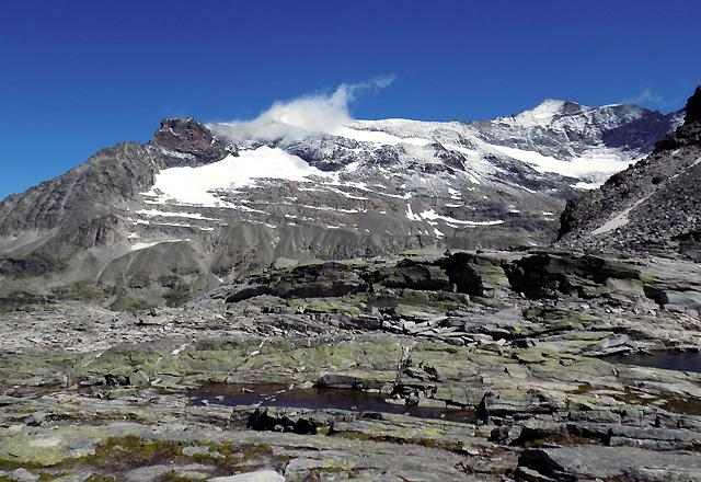 Medelzkopf - Bergpanorama im Nationalpark Hohe Tauern