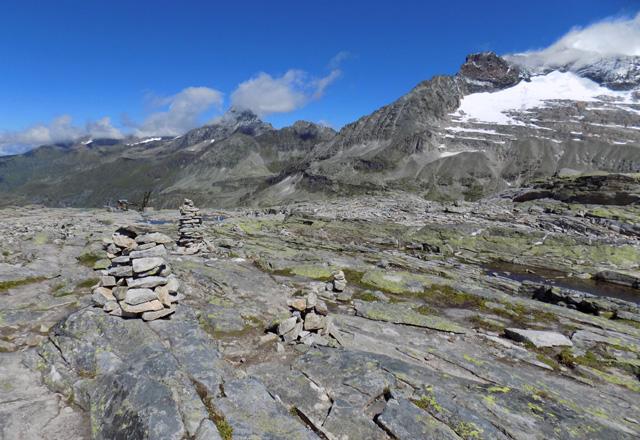 Bergpanorama am Medelzkopf - 3000er der Hohen Tauern