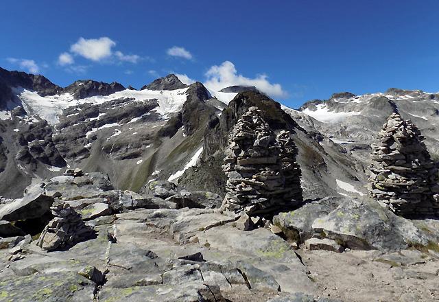 Bergpanorama am Medelzkopf