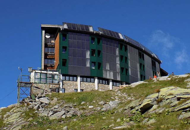 Berghotel Rudolfhütte - Weißsee Gletscherwelt